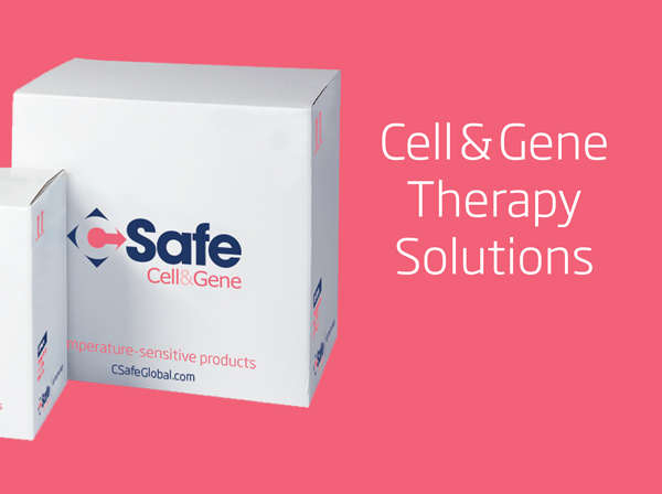 Cell & Gene Shipping Solutions
