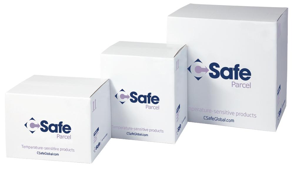 CSafe parcel boxes