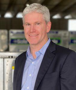 Patrick Schafer, CEO CSafe Global