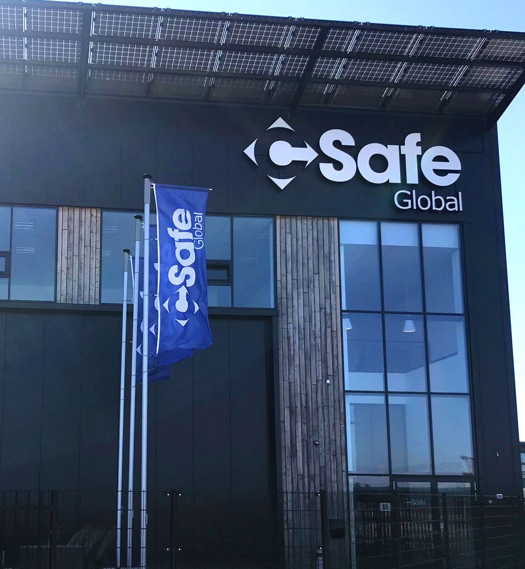 Amsterdam CSafe office - European HQ