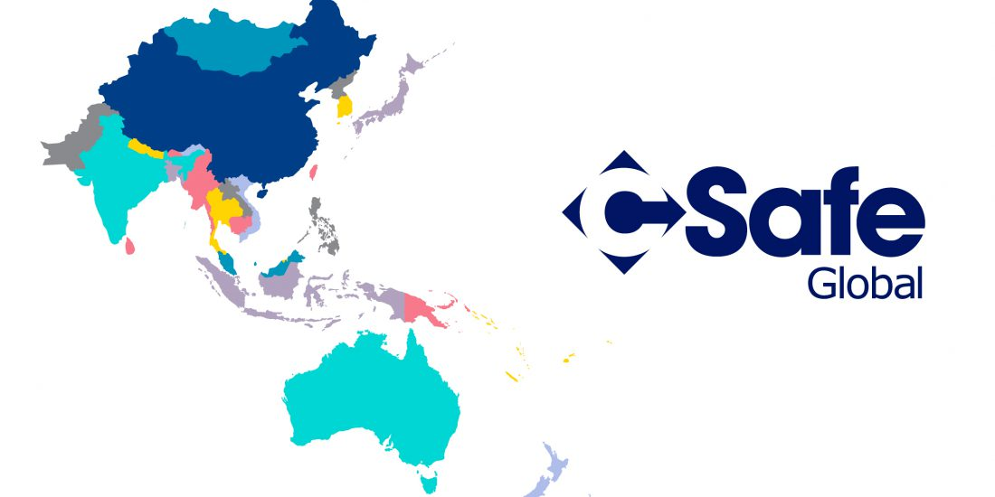 CSafe Global Expands Team in Asia Pacific Region