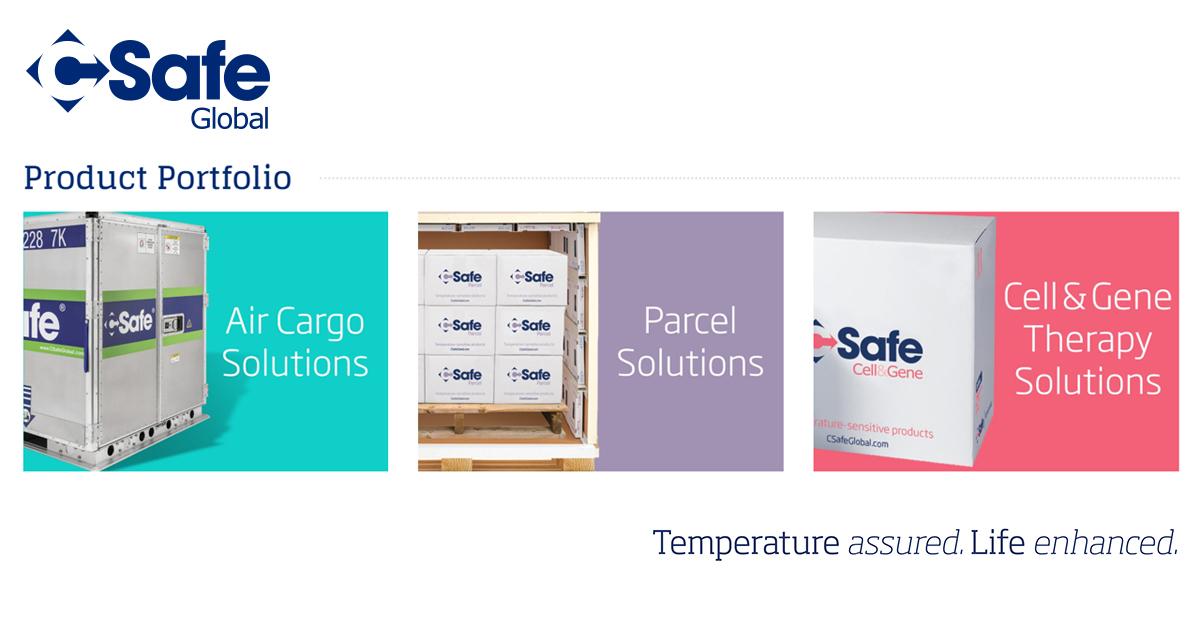 CSafe Product Portfolio