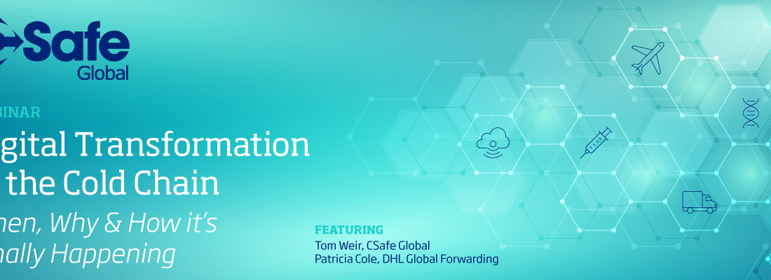 Webinar: Digital Transformation in the Cold Chain (Part 1)