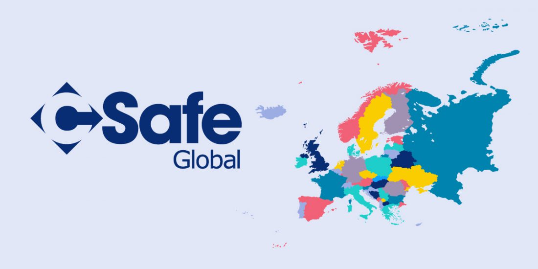 CSafe Global Expands Team in Europe