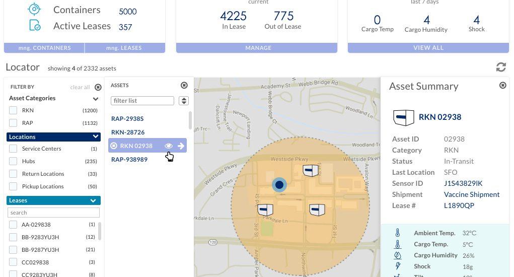 CSafe Global Selects Cloudleaf as Strategic Partner to Deliver a New Digital Visibility Platform