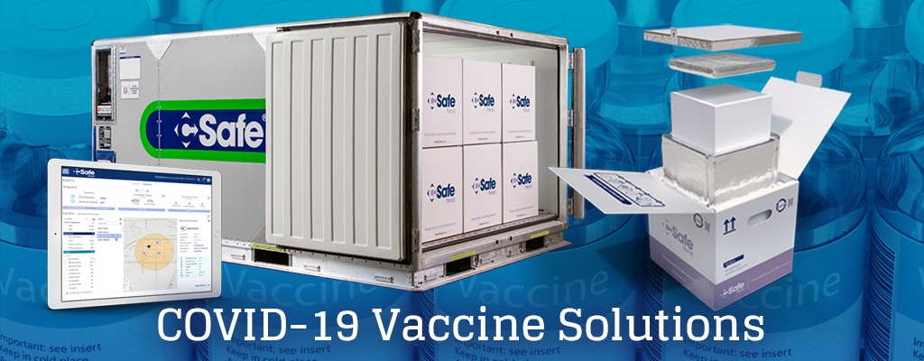 CSafe COVID-19 Vaccine Solutions