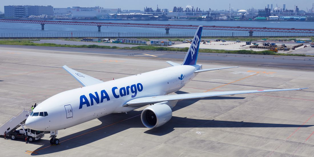 ANA Cargo Approves CSafe RKN and RAP Active Air Cargo Containers for Flight