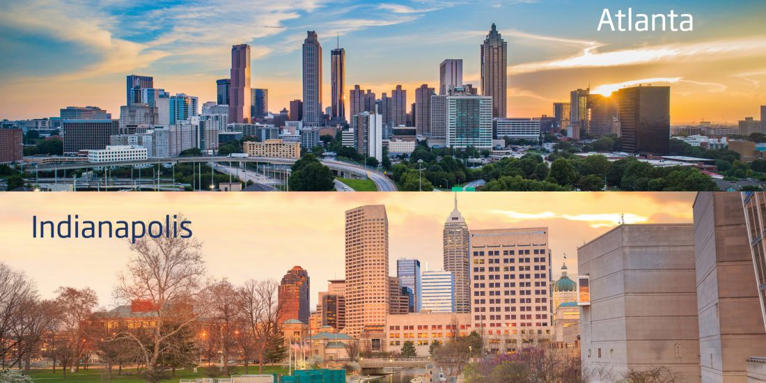 CSafe Global Broadens U.S. Operations Opening a new Hub in Atlanta and Expanding Indianapolis Operation
